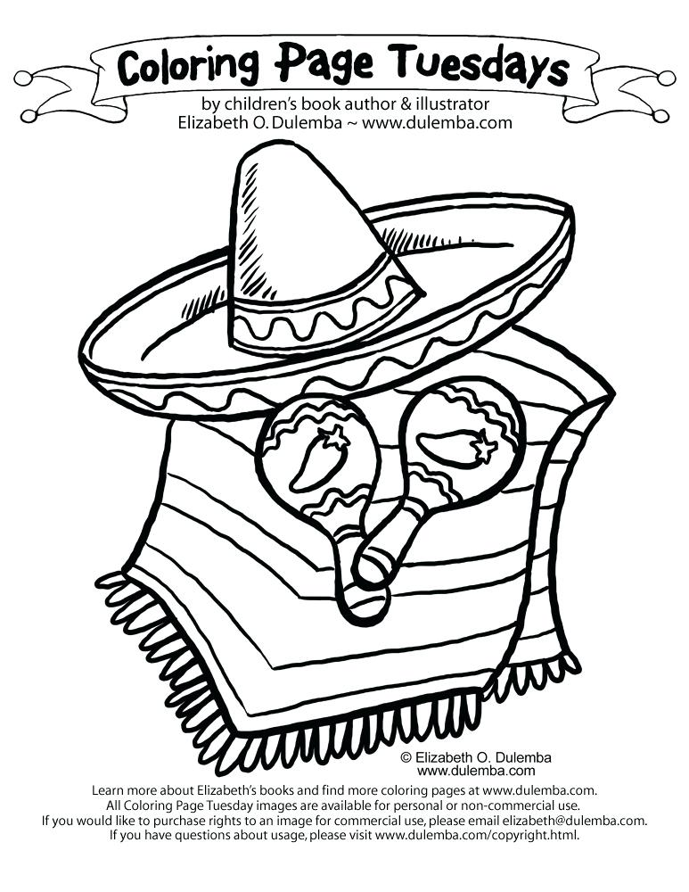 773x1000 Mexican Coloring Pages Excellent Coloring Pages Book Design