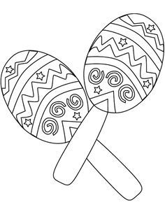 236x306 Mexican Party Mexican Fiesta At Fiesta Coloring Pages