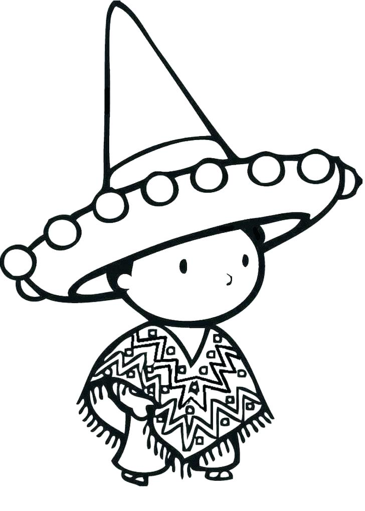728x1018 Fiesta Coloring Pages Coloring Pages For Kids Free Top Rated