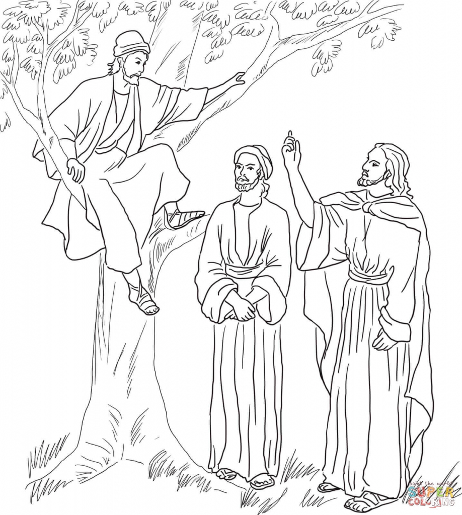 Fig Tree Coloring Page at GetDrawings.com | Free for ...