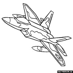 236x236 Fighter Jet Coloring Page Printables For Kids Free Word Search