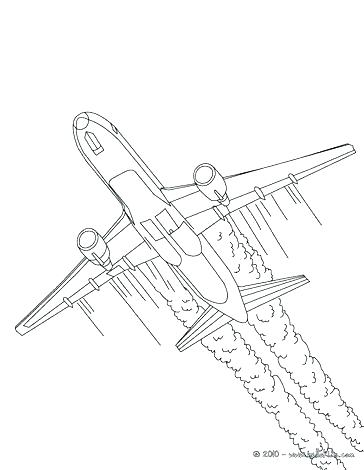 Fighter Jet Coloring Pages At Getdrawings Com Free For