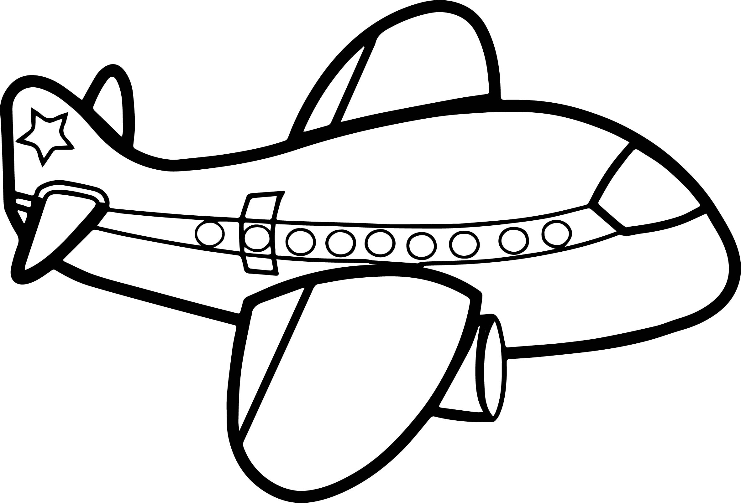 2364x1607 Fighter Airplane Jet Color Pictures Print Coloring Pages General