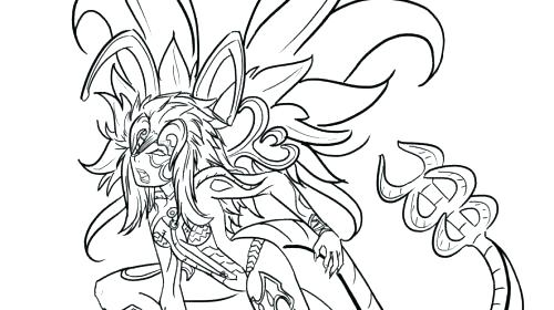 500x280 Fantasy Coloring Pictures Final Fantasy Coloring Pages Color Pages
