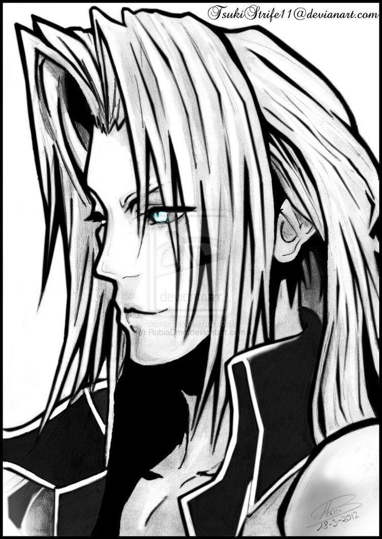 753x1062 Sephiroth