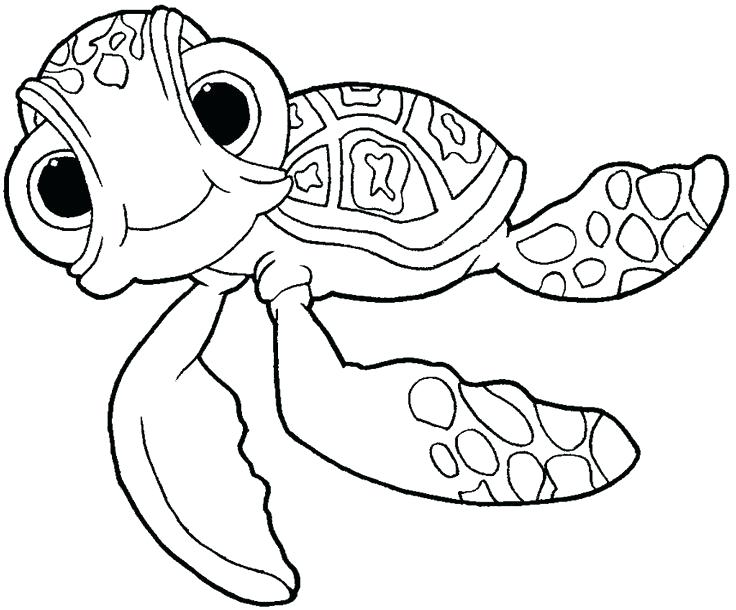736x610 Finding Coloring Pages Coloring Pages Free Coloring Finding Nemo