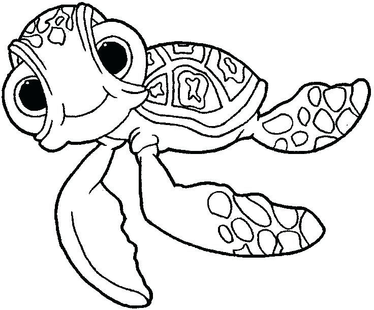 736x610 Nemo Coloring Page Printable Nemo Coloring Pages On Surprising
