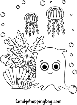 259x350 Coloring Page, Finding Nemo, Coloring Pages