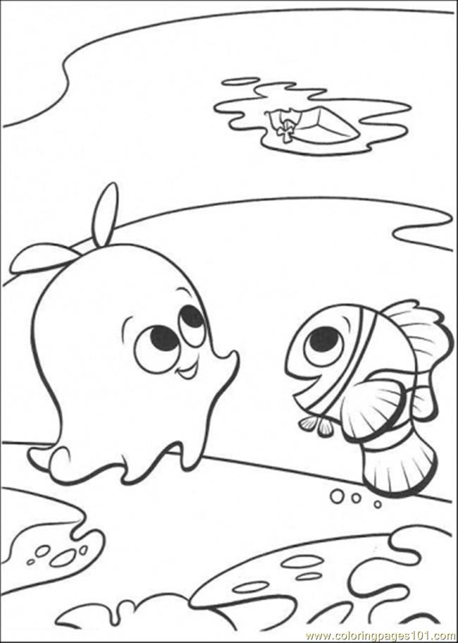 650x912 Look At The Boat Coloring Page