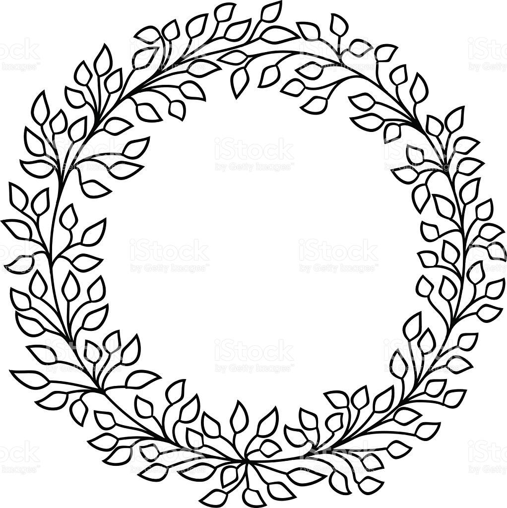 1022x1024 Drawn Wreath Fingerprint