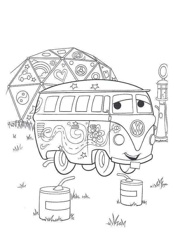 595x842 Coloring Pages Disney Cars Isbout To Cross The Finish Line