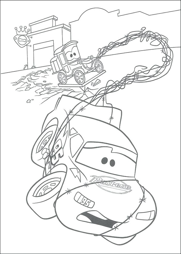 700x980 Disney Pixar Coloring Pages Is About To Cross The Finish Line