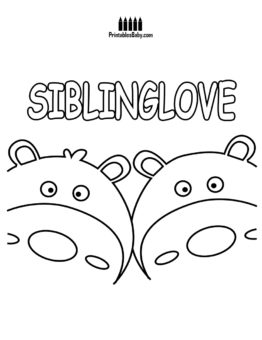 262x340 Siblings Day Coloring Pages Archives