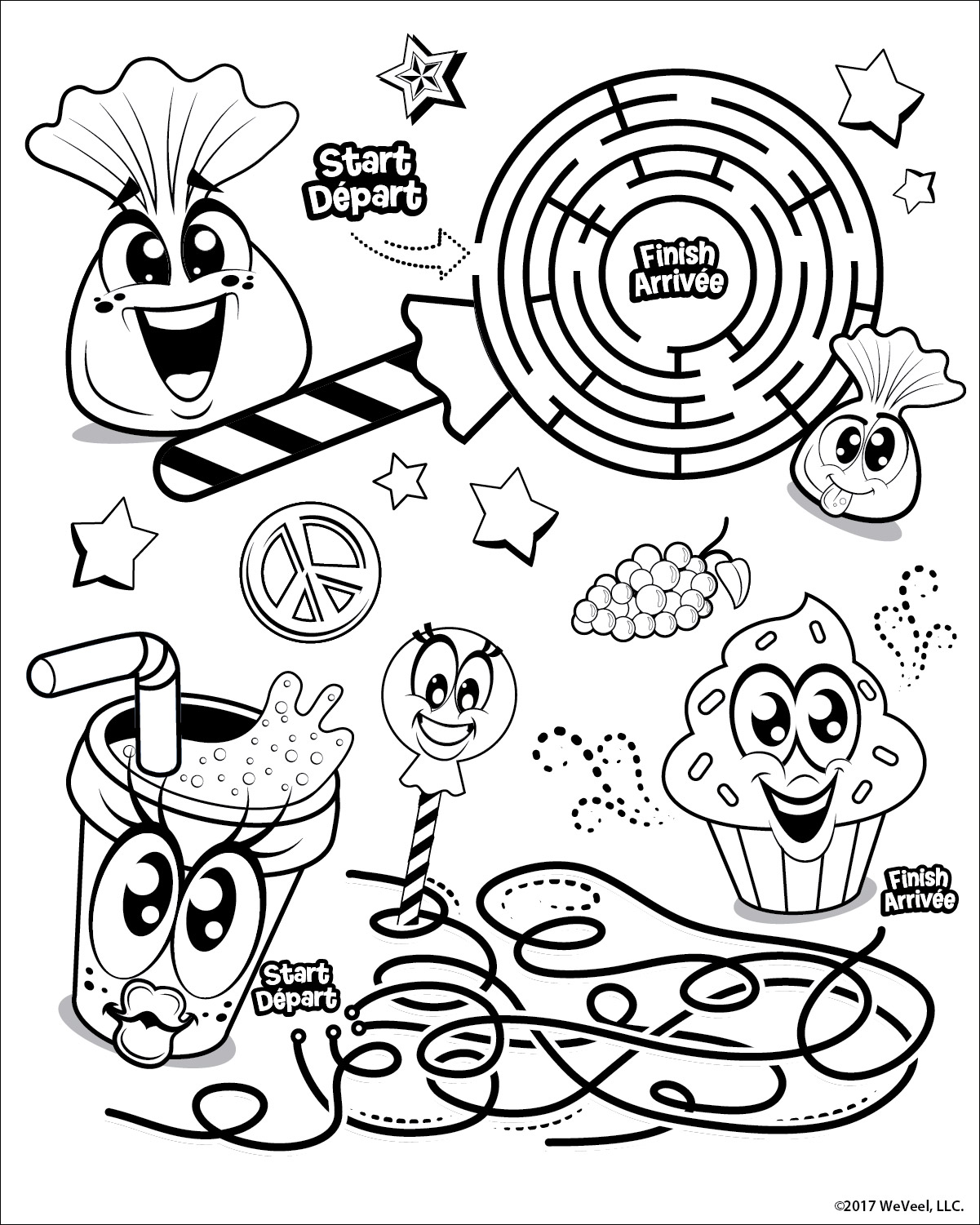 1201x1501 Coloring Pages Activity Pages