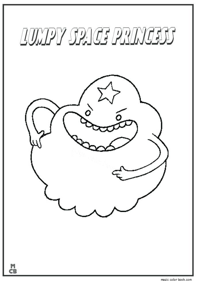 685x975 Adventure Time Color Pages