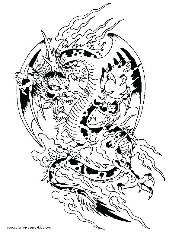 560x776 Fire Breathing Dragon Coloring Pages And Fire Breathing Dragon