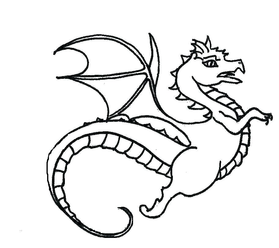 912x812 Free Fire Breathing Dragon Coloring Pages Ninjago Dragon Coloring