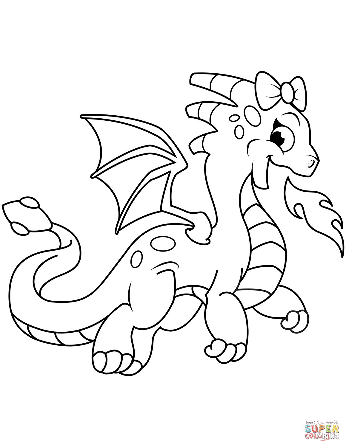 1159x1500 Fire Breathing Dragon Coloring Pages Wagashiya
