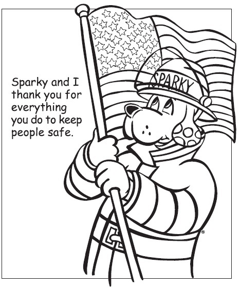 467x563 Fire Safety On Firefighters Fire Trucks And Firemen Fire