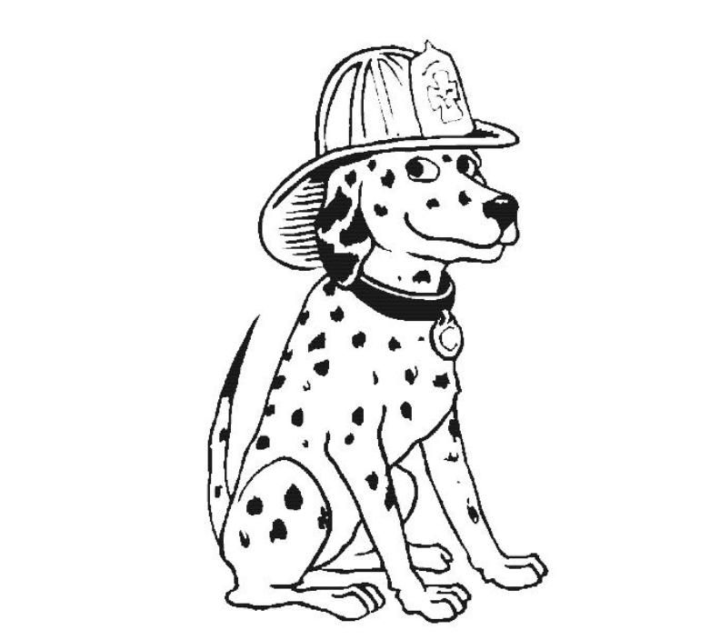 792x704 Dog Coloring Sheets Dalmatian Fire Dog Coloring Pages Dog