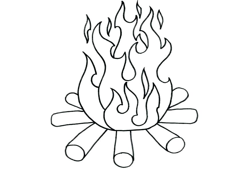 863x608 Fire Coloring Page Sparky The Fire Dog Coloring Pages Fire