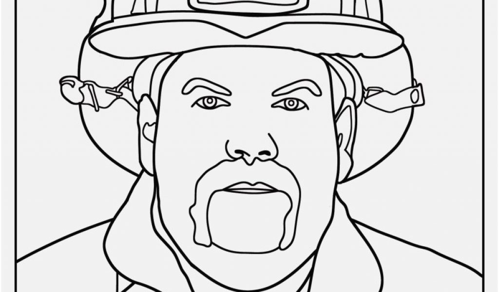 1024x600 Fireman Coloring Pages Gallery Woman Clipart Fire Fighter