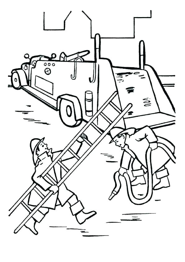 595x842 Fire Rescue Coloring Pages Fire Hydrant Coloring Sheet Fire