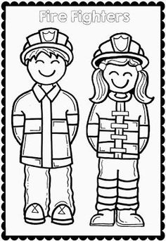 236x342 Top Free Printable Community Helpers Coloring Pages Online