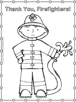 263x350 Fire Prevention Week Coloring Pages