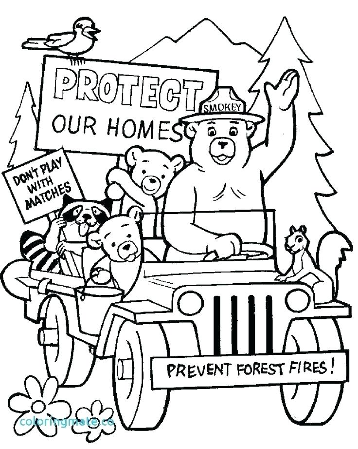 736x921 Fire Prevention Coloring Pages Fire Prevention Coloring Books Plus