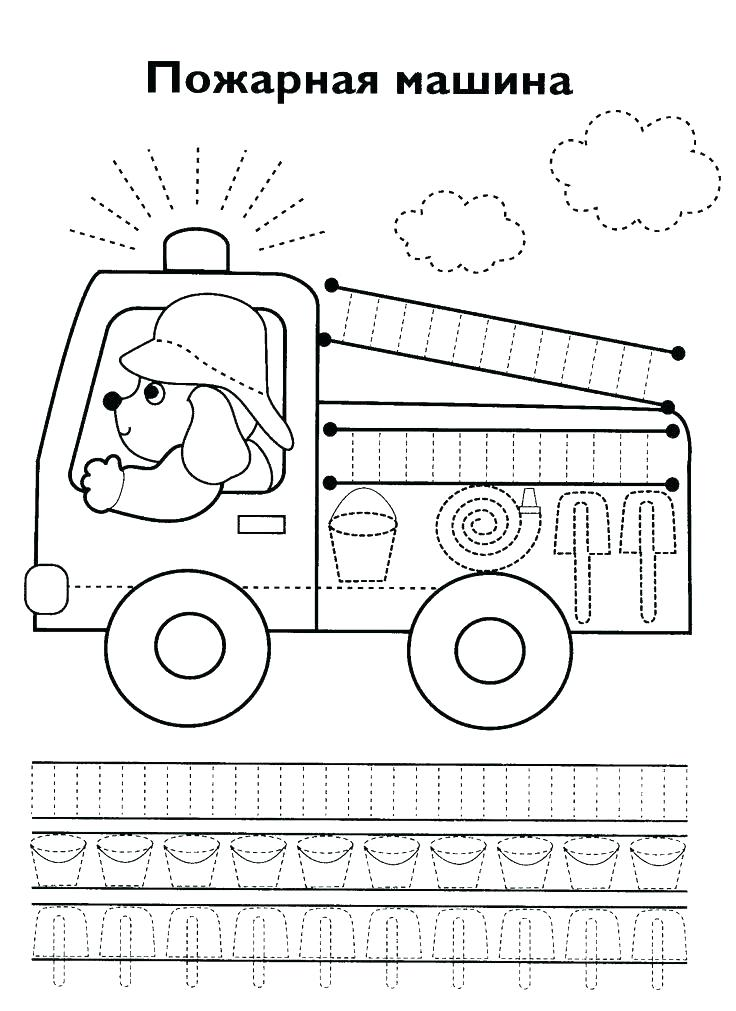 Fire Safety Week Coloring Pages at GetDrawings.com | Free ...