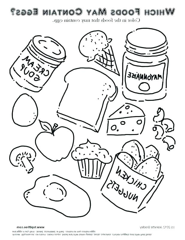 618x800 Fire Safety Coloring Sheets Safety Coloring Pages And Food Safety