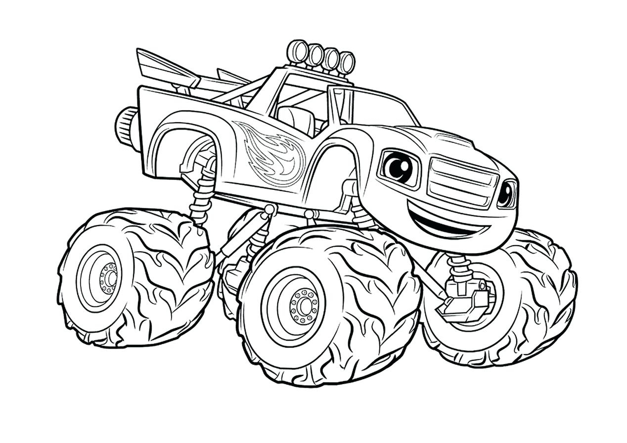 1268x896 Fire Truck Coloring Sheets Printable Free Coloring Sheets