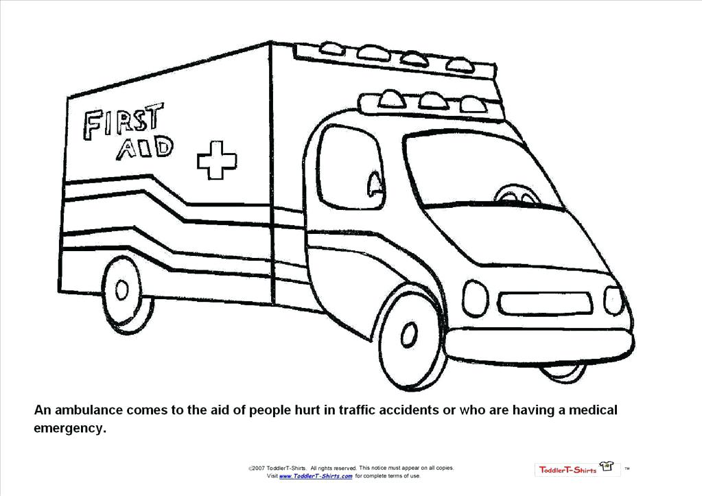 1023x723 Free Fire Truck Coloring Pages Fire Engine Fire Truck Coloring