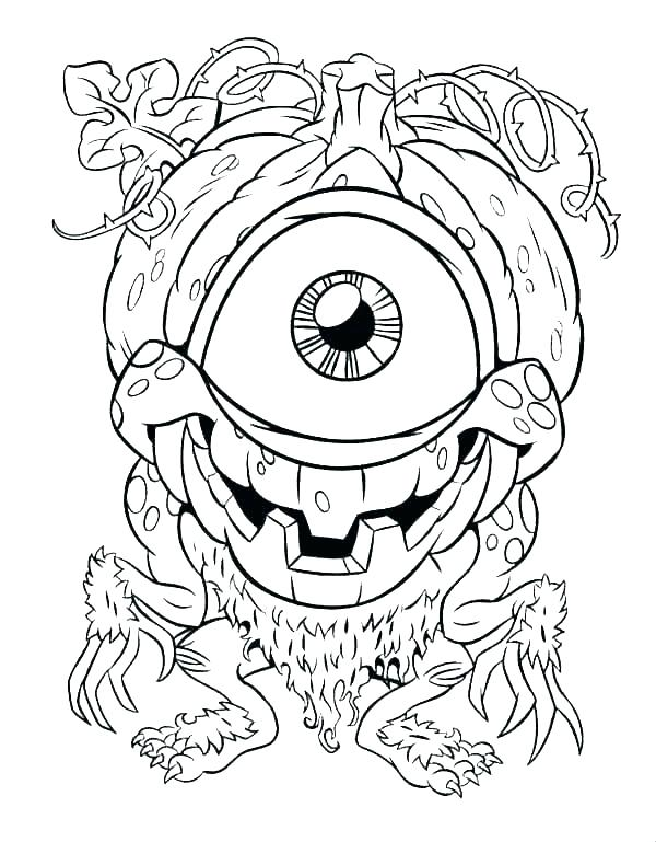600x769 Eyeball Coloring Page Eyeball Coloring Page Eye Coloring Page