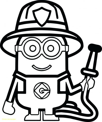 421x500 Coloring Pages Firefighter Coloring Pages Fireman Coloring Pages