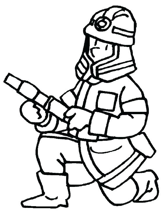 563x750 Fireman Coloring Page Beautiful Fireman Coloring Pages Image