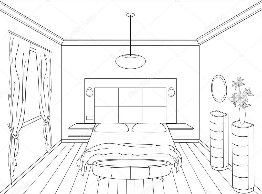 1023x758 Fireplace Coloring Page Collections Free Coloring Pages