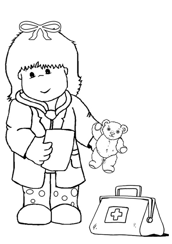 600x850 First Aid Coloring Pages Erf Free Printable