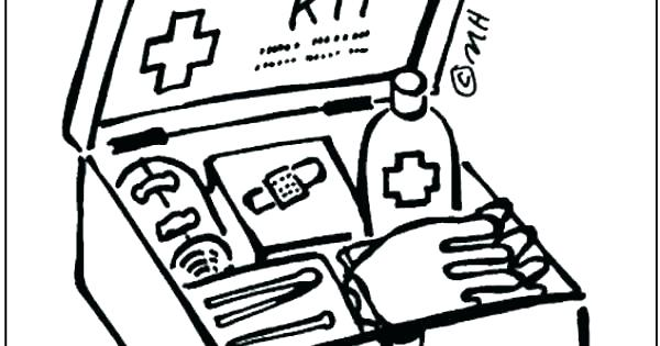 600x315 First Aid Coloring Pages First Aid Coloring Pages First Aid