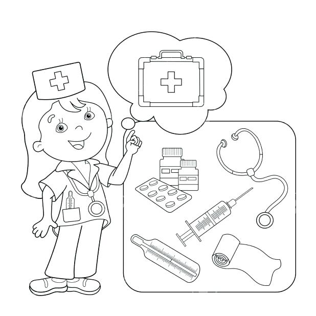 618x618 Remarkable Coloring Pages Of Doc Mcstuffins Coloring Page Outline