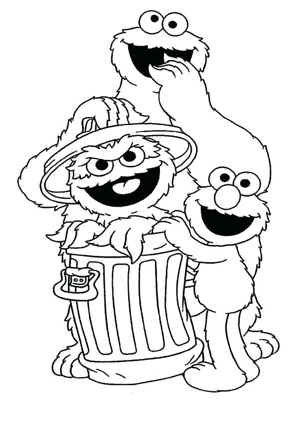 600x850 Sesame Street Birthday Coloring Pages Index Coloring Pages Sesame