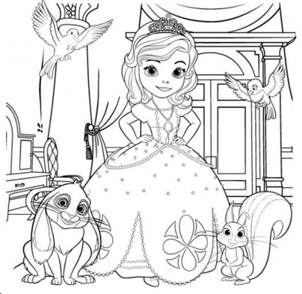 The Best Free Sophia Coloring Page Images Download From 65 Free