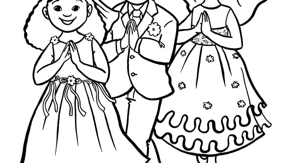 First Communion Coloring Pages Printable at GetDrawings ...