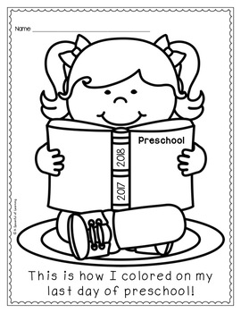 270x350 First And Last Day Of School Coloring Pages