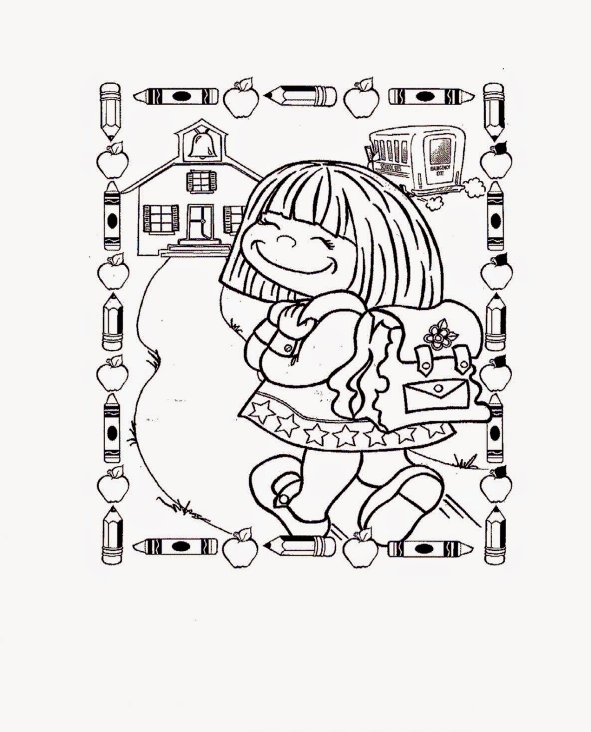 1185x1468 New First School Coloring Page Coloring Page Pedia Free Coloring