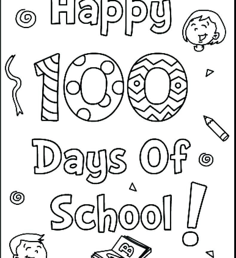 790x864 School Coloring Pages For Kindergarten First Day Of School