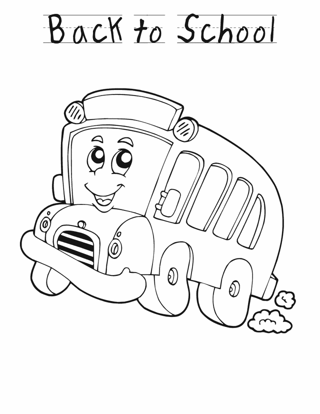 640x828 First Day Of Preschool Coloring Pages Back To School Coloring Page