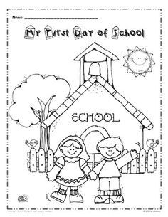236x305 Back To School Coloring Pages Kindergarten School