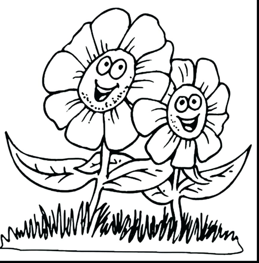 863x875 Earth Day Preschool Coloring Pages Kids Coloring Preschool Spring